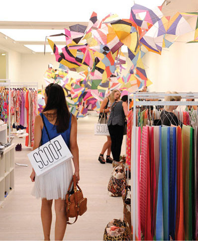 """Scoop International - London - Scoop is a premium and contemporary womenswear and accessories tradeshow held at the iconic Saatchi Gallery, London. Our exhibitors are leaders in the industry – directional, talented, successful and unique. Scoop was launched in February 2011 by fashion industry expert Karen Radley. With an impressive line-up of premium collections, Scoop is based around creating an international design-led and London-based exhibition for niche designers; one where labels do not have to battle one another for attention and where the diverse brand offering guarantees visitors something they have not seen elsewhere. Today, Scoop has become a key destination for showcasing over 250 international contemporary designers.""""This seasons Scoop And The City was simply the best trade exhibition I have attended in the UK in almost 15 years! The brand selection was excellent with product that was both premium and mainstream as well as offering independents something that was different. However, the key difference was the way the product was laid out and displayed"""