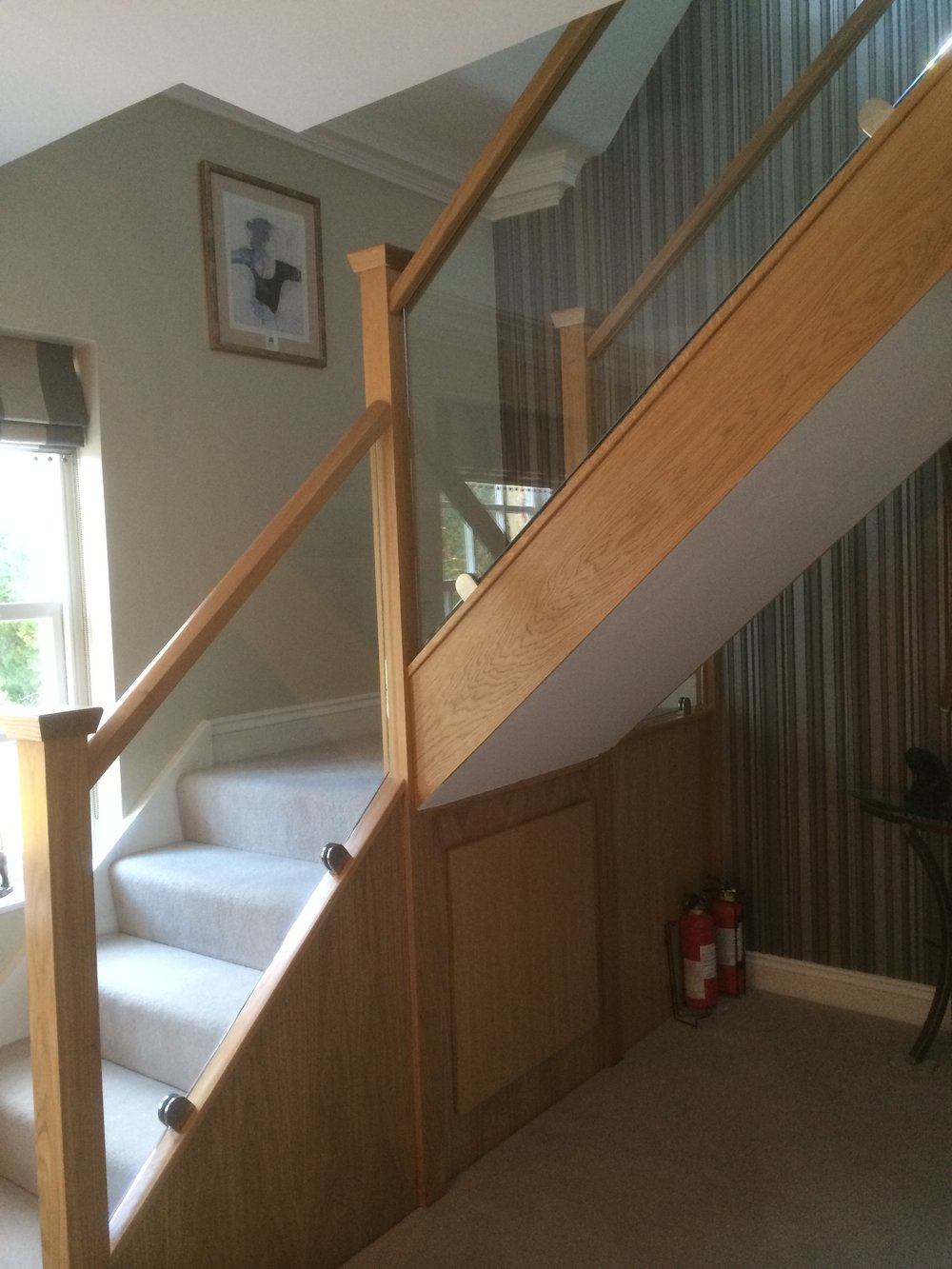 Glass - Balustrades & Stairs