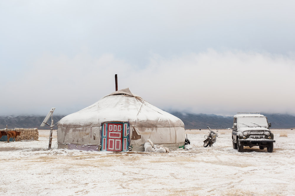 Mongolia - one of two locations in the world Certified as Fairmined Ecological.