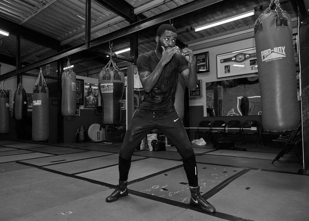 Joshua Buatsi for Young Athlete