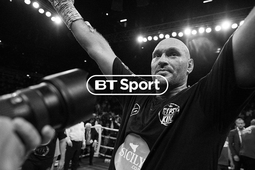 Tyson Fury, Manchester Arena, 2018