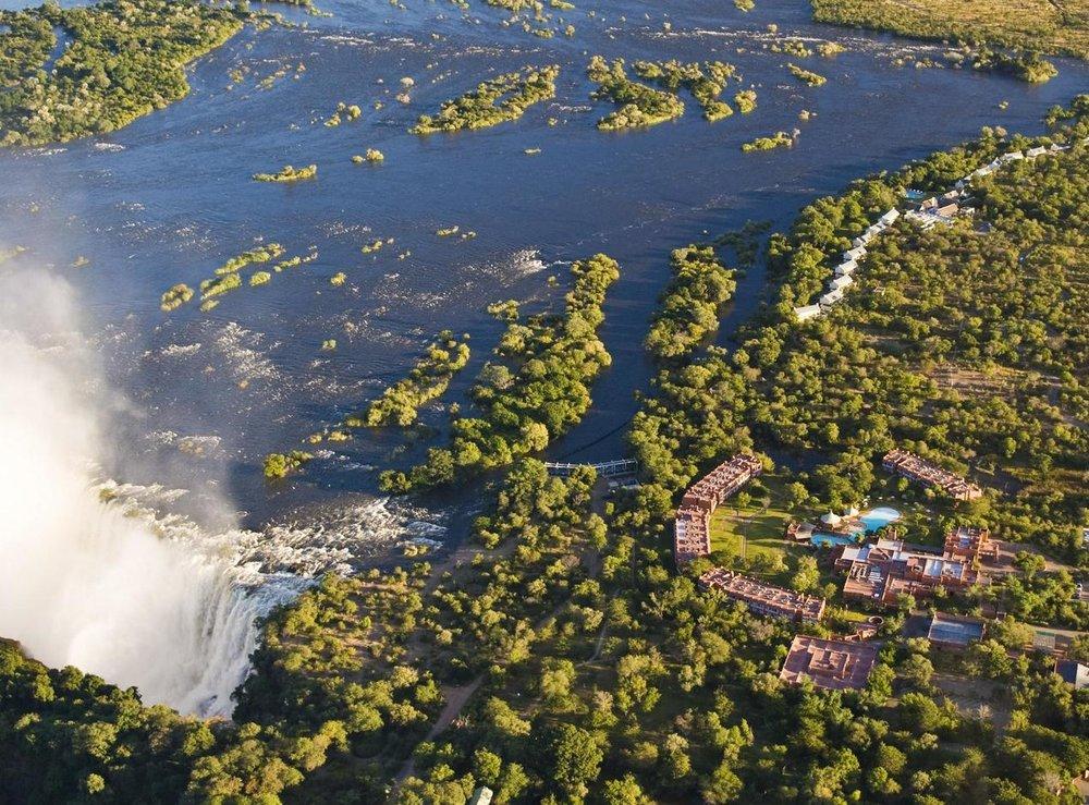 Cape Town,Livingstone & Chobe -