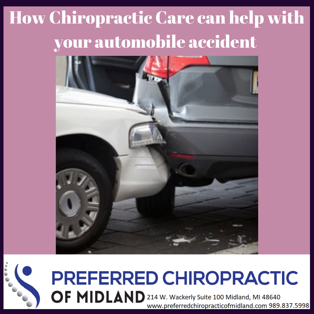 How Chiropractic Care can help with Automobile Accidents — Preferred