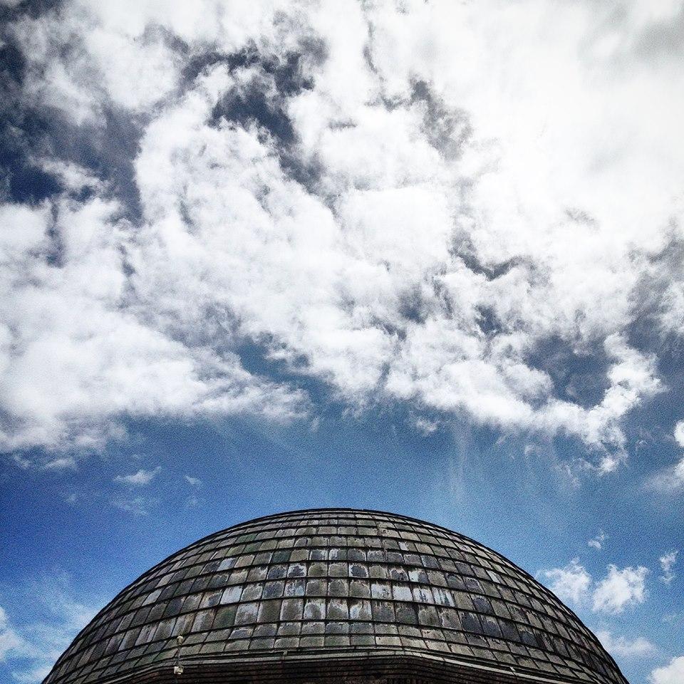 Chicago's Planetarium.