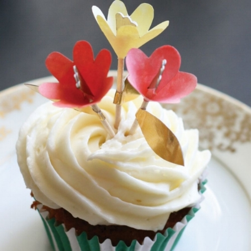SHOP: Cupcake Toppers - Cupcake toppers, cupcake kits, cake fountains, cupcake sparklers & exclusive cupcake wrappers to create beautiful cupcakes.