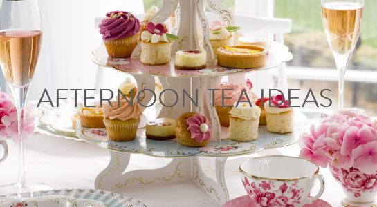 afternoon tea ideas and inspiration
