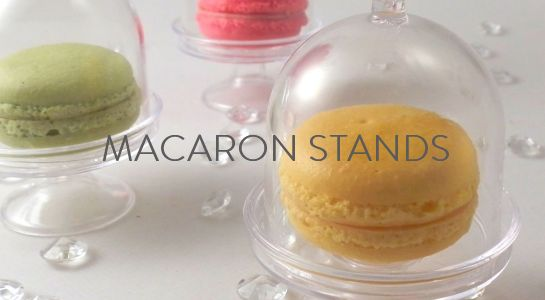 macaron stands