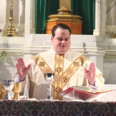 Father Mark Cavara