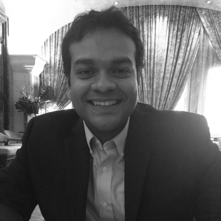 Rajesh Menon Technology Director