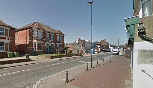 High Road, Southampton (pic: Google Maps)