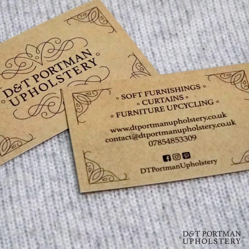 D&T Portman Upholstery   Oxfordshire-based upholsterers, D&T Portman Upholstery specialise in the restoration of old furniture and offer a full service including soft furnishings for the home.  [SEE MORE]