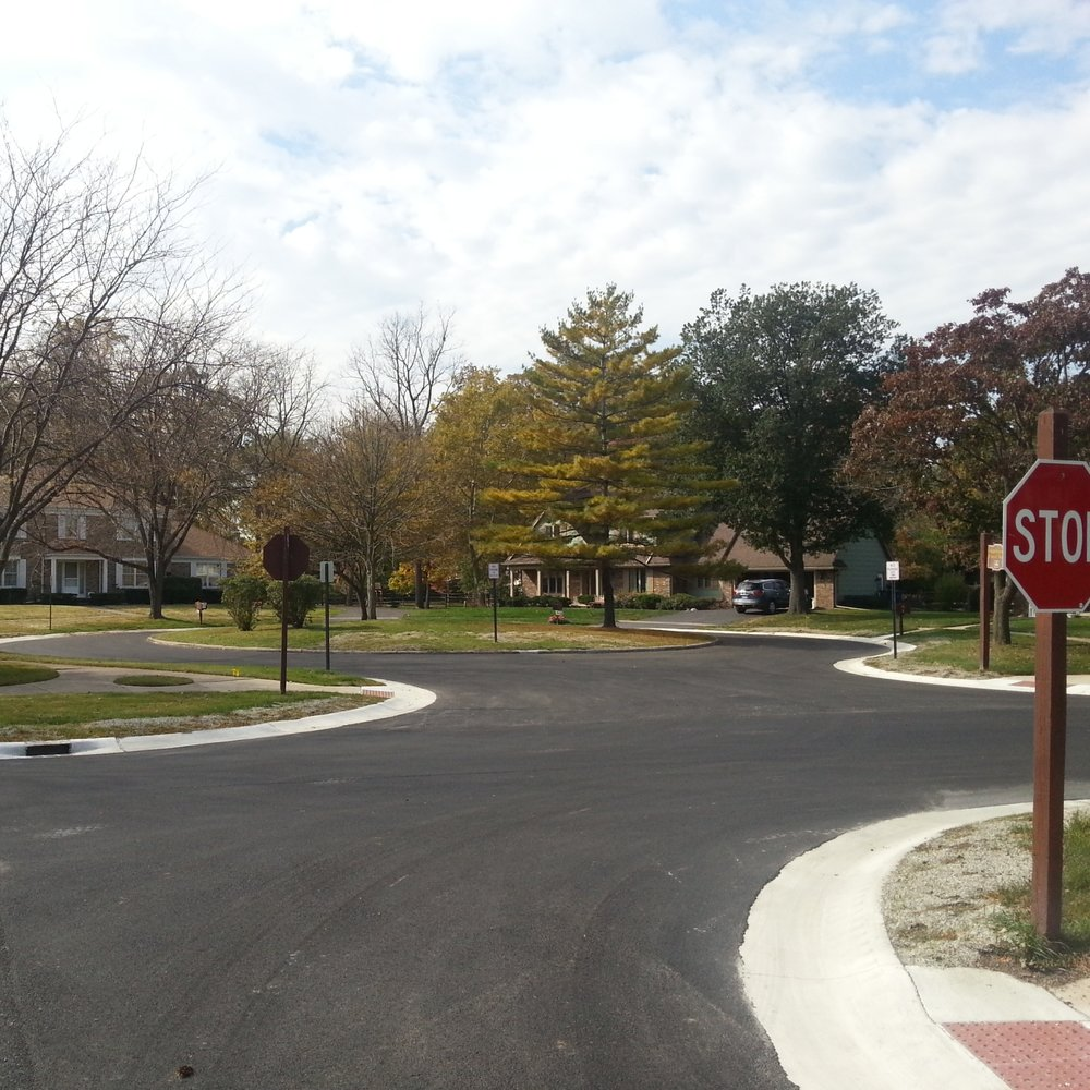 Pavement Evaluation and Resurfacing  - Perrysburg, Ohio