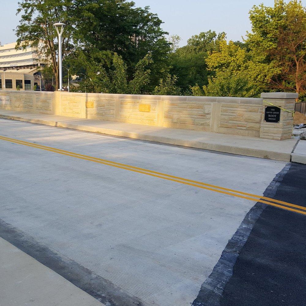University of Toledo Root Bridge Replacement - Toledo, Ohio