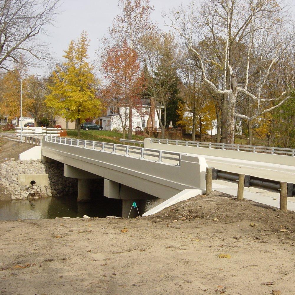 Bonniebrook Road Bridge Replacement - Sylvania, Ohio