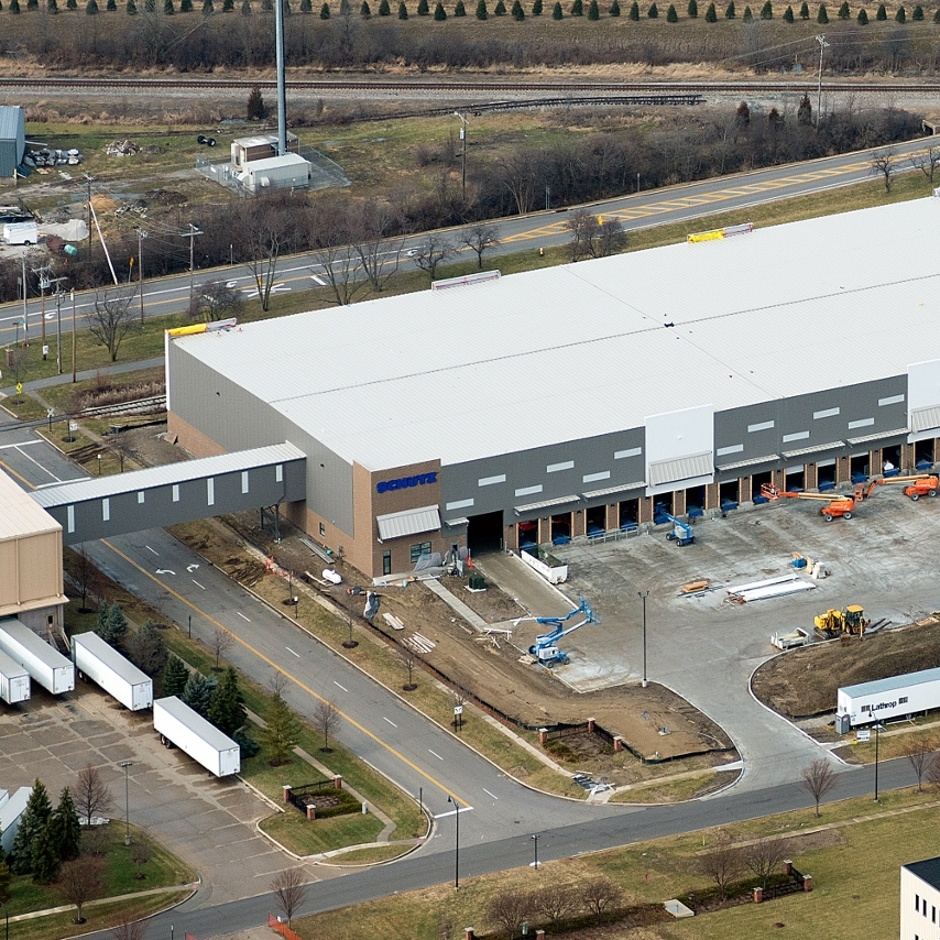 Schuetz Container - Perrysburg, Ohio