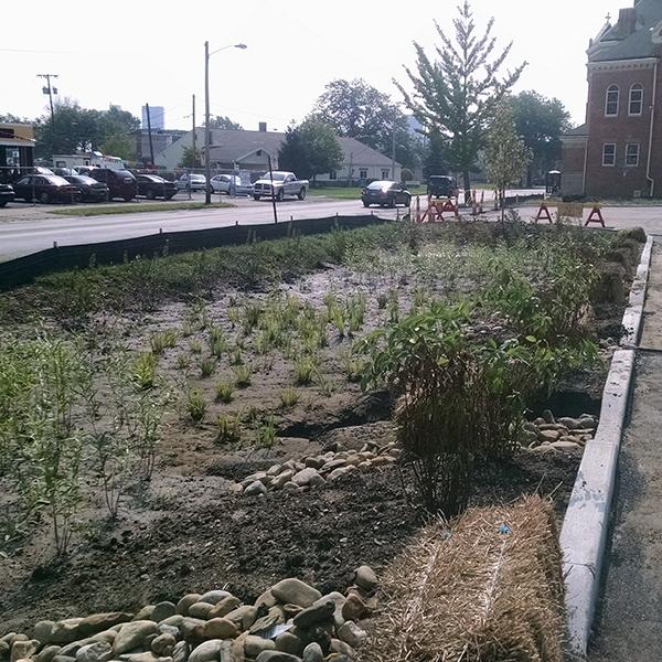 Zepf Center Parking Lot Improvements -