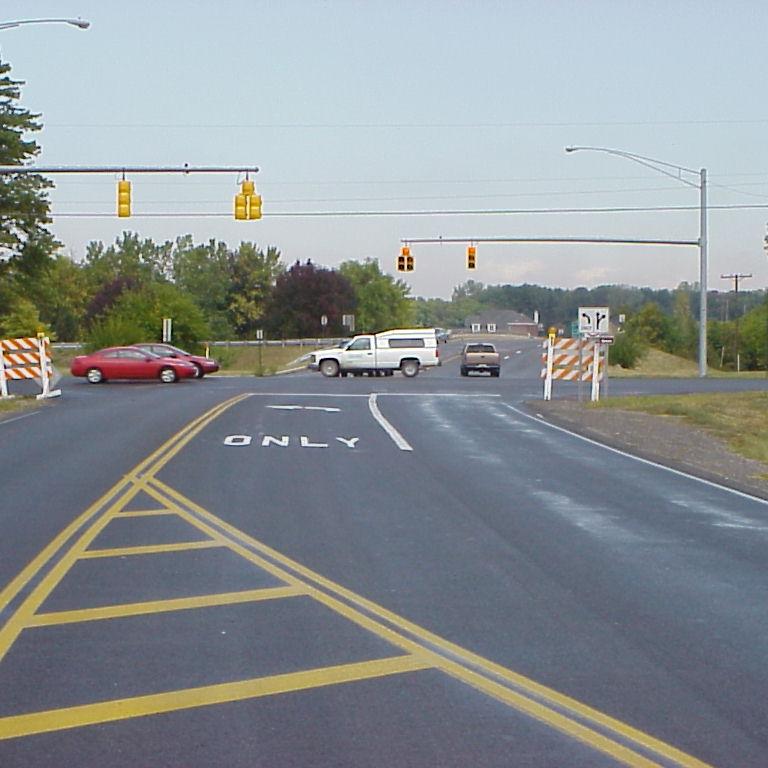 Signal System Study - Findlay, Ohio