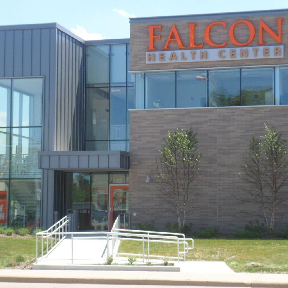 BGSU Falcon Student Health Center -