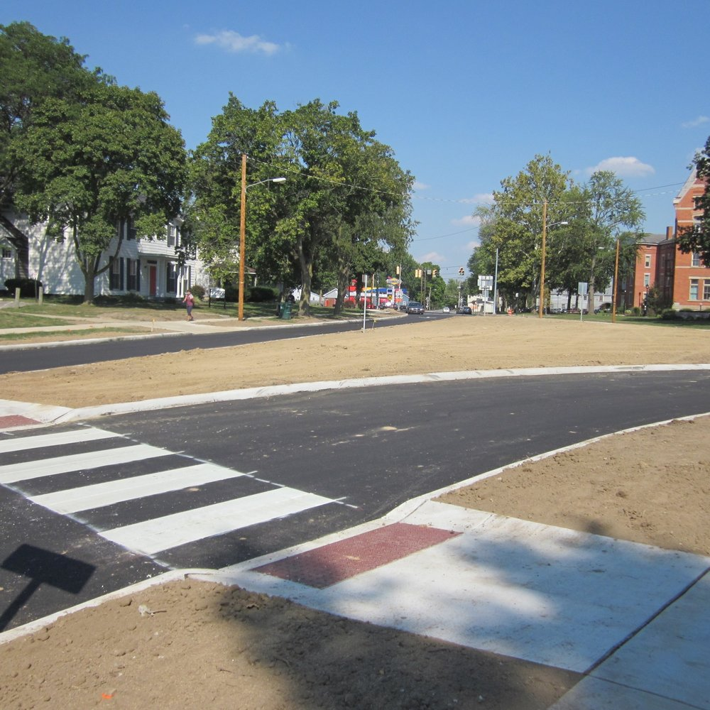 Greenfield Street Improvements -
