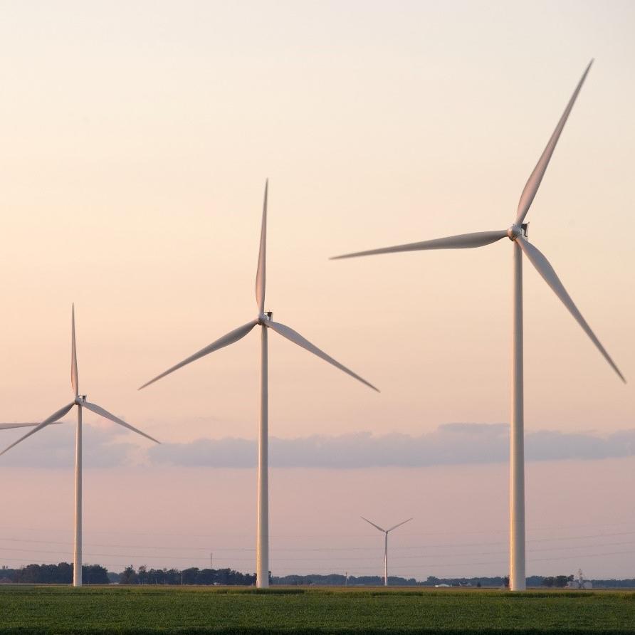 NW Ohio Wind Energy / Timber Road Wind Farm -