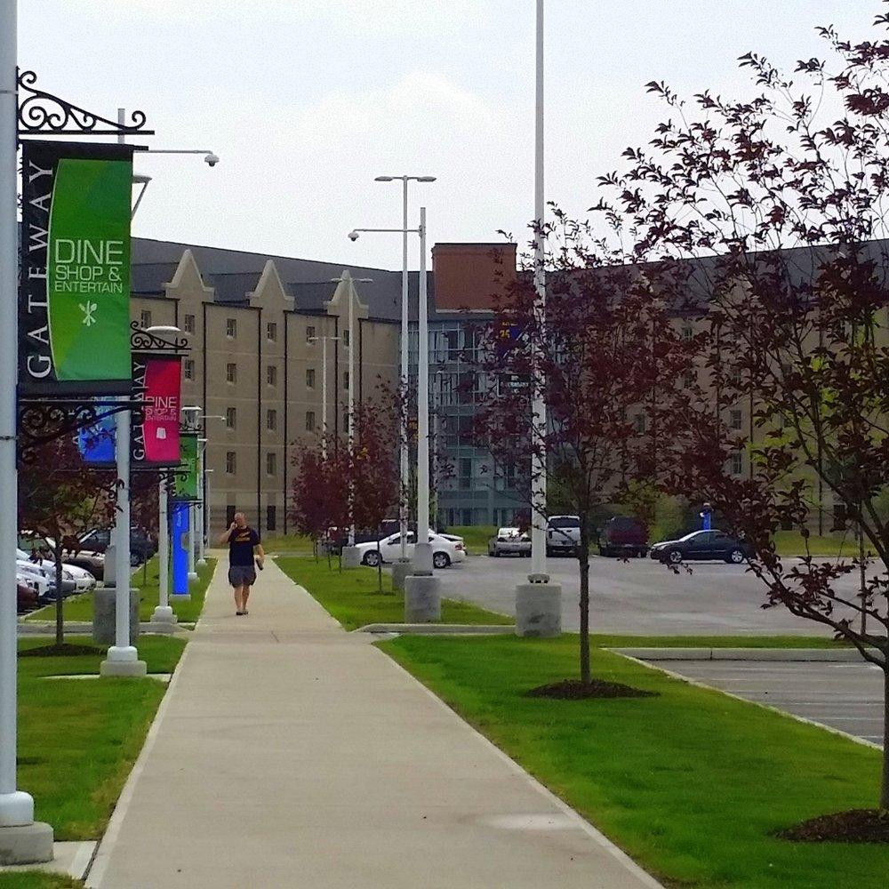 University of Toledo Gateway - Toledo, Ohio