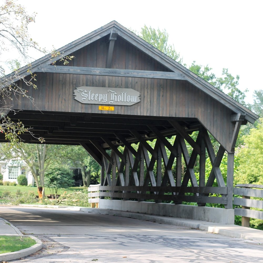 Sleepy Hallow Covered Bridge Replacement - Sylvania, Ohio