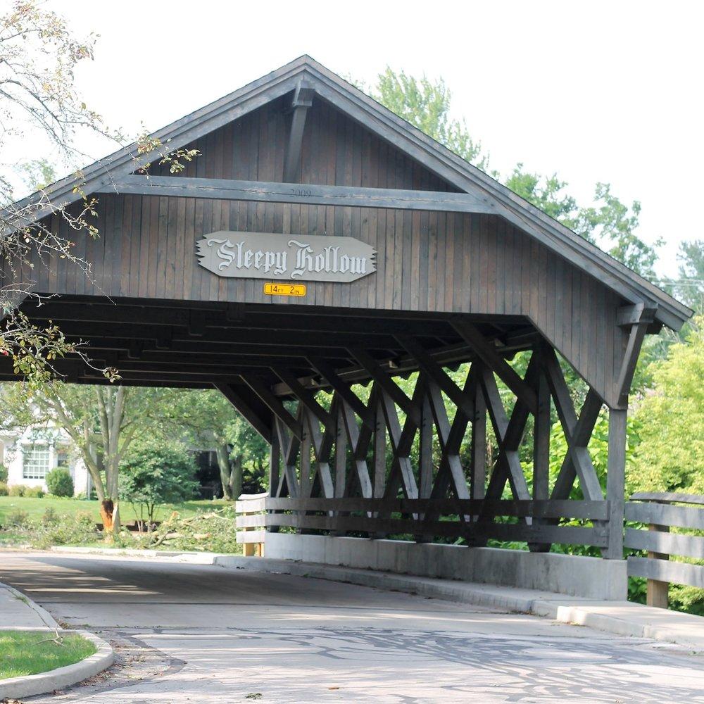 Sleepy Hallow Covered Bridge Replacement - Sylvania, Ohio