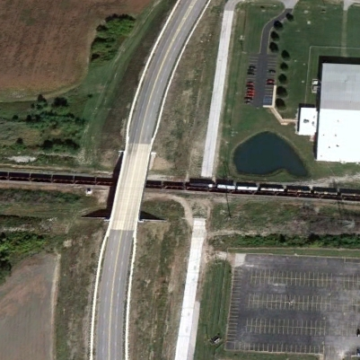 Oregon Road Grade Seperation - Wood County, Ohio