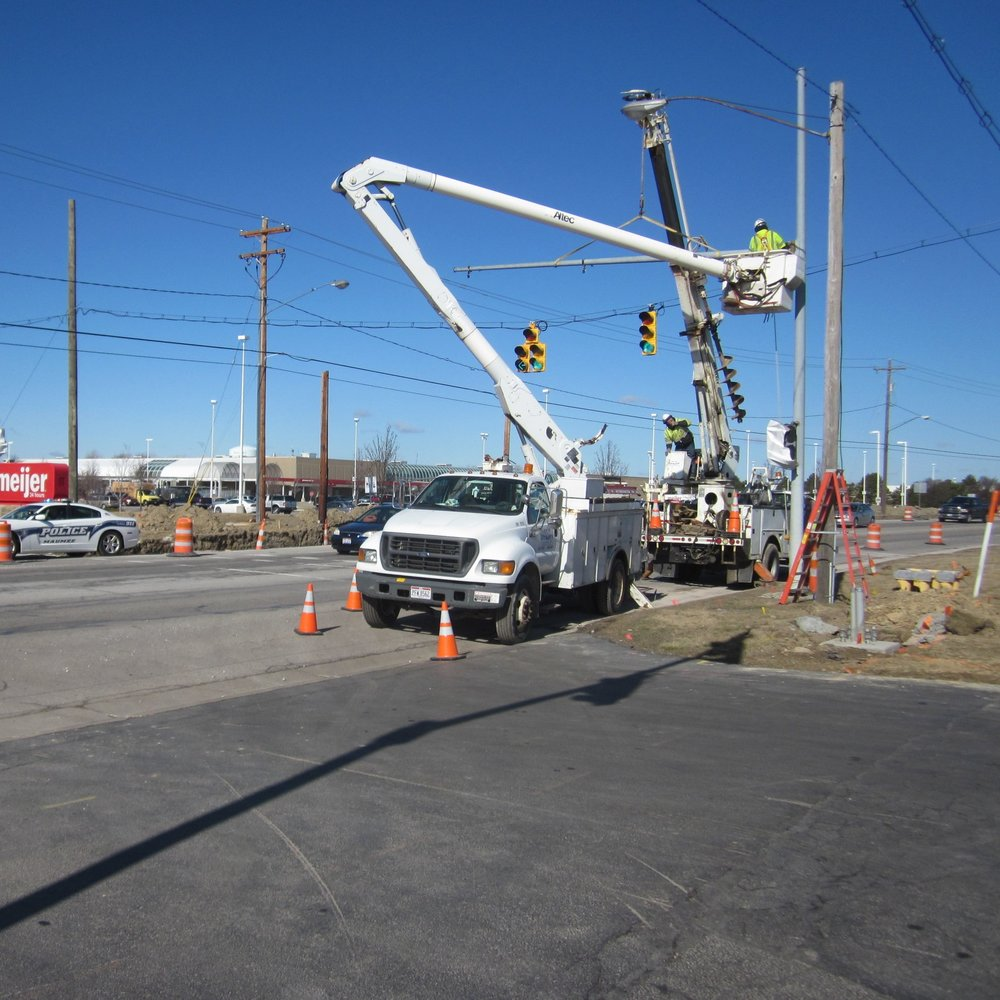 Conant Street Reconstruction -