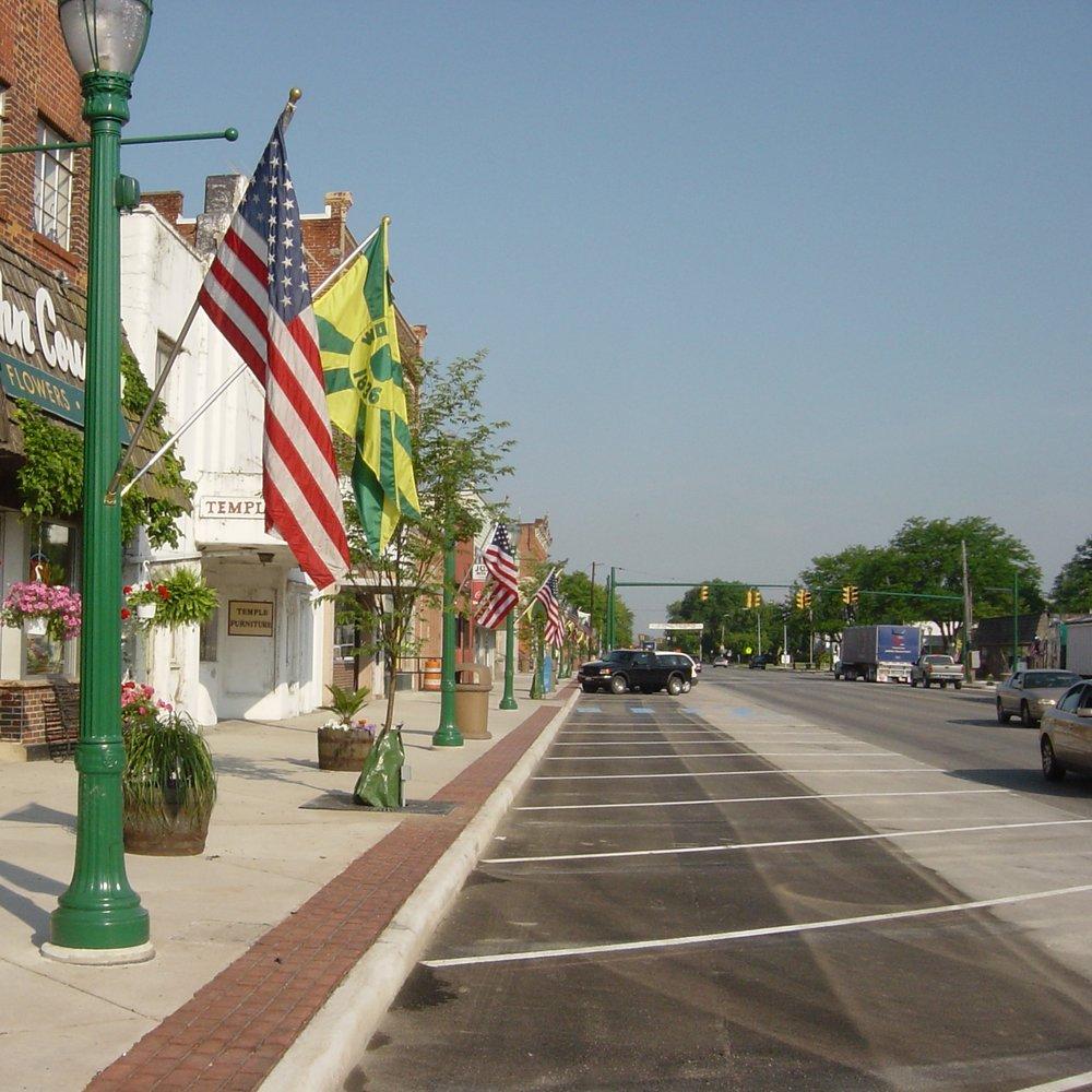 DowntownEnhancements - Woodville, Ohio
