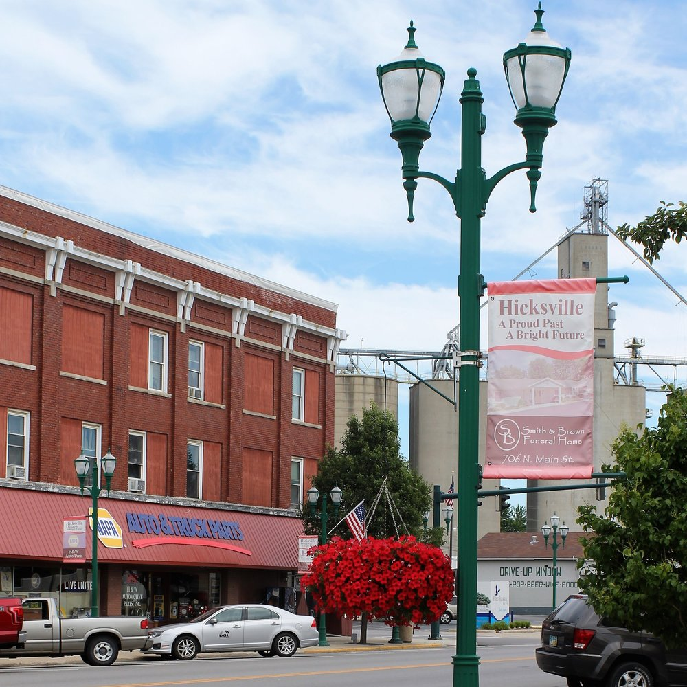 Pavement Conditions Assessment - Hicksville, Ohio