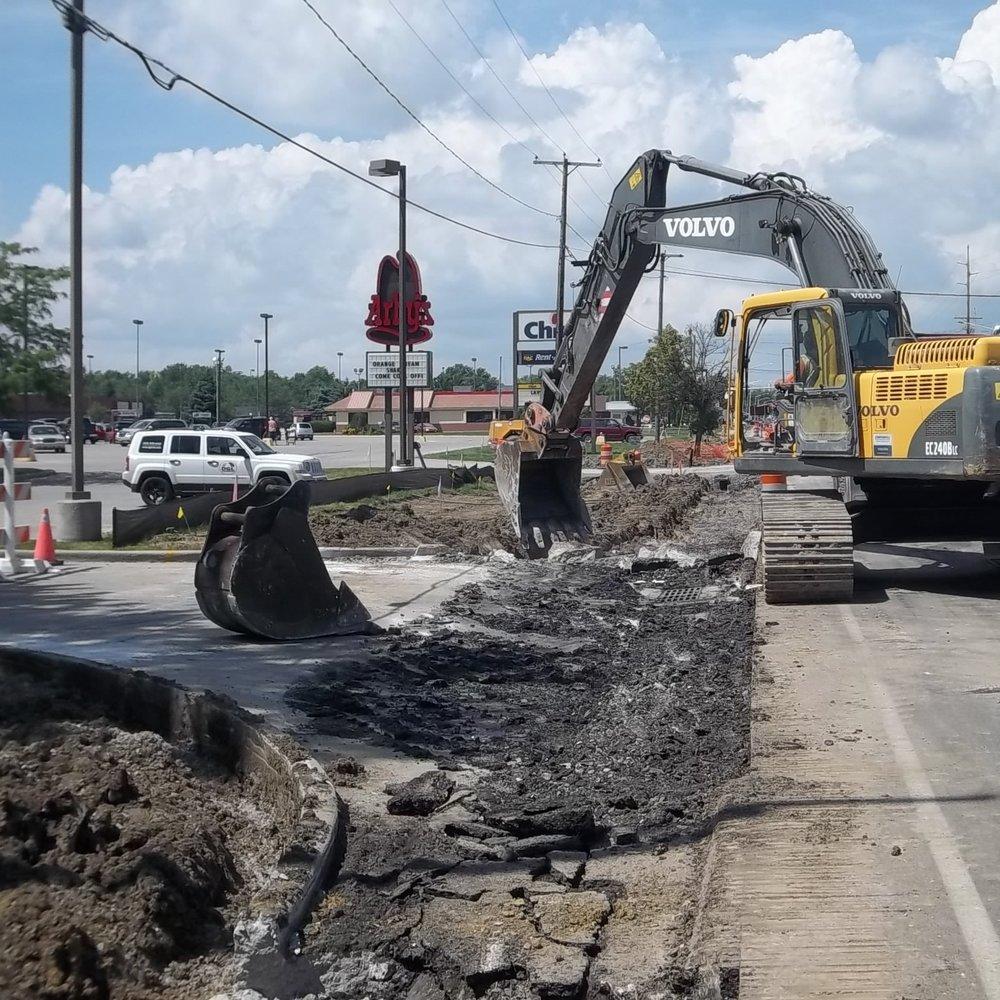 South Main Street Widening and Resurfacing - Bryan, Ohio