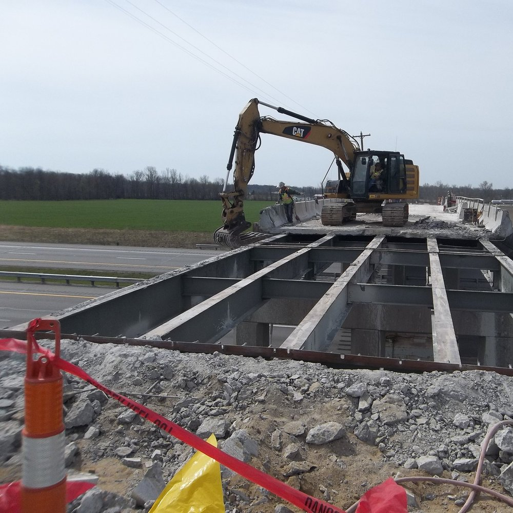 Bridge Deck Replacement and Rehabilitation -