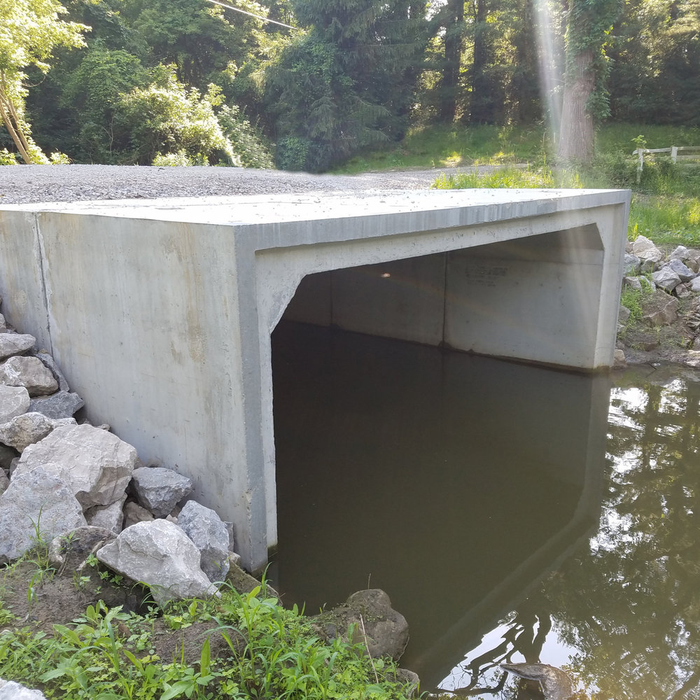 Cannaley Property Bridge Replacement -