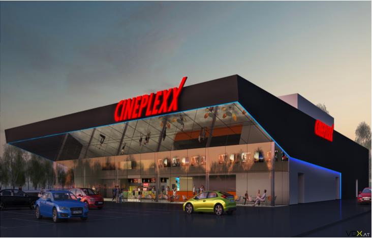 Cineplexx Kinocenter