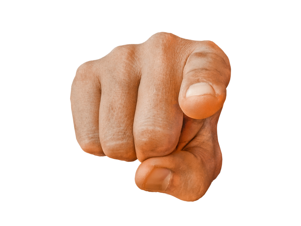 Canva - Pointing Finger, Hand, Pointing, Direction, Point.png