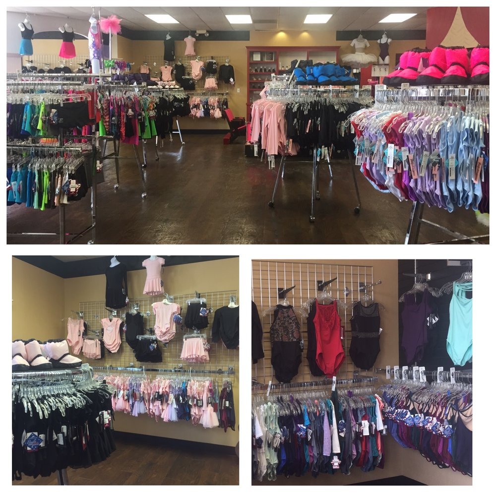 Basic leotards starting at $17.99 for children and $21.99 for adults or choose from our ever changing selection of fashion styles.