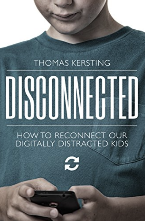 In Disconnected, renowned psychotherapist and longtime school counselor Tom Kersting explores the device-dependent world our children live in and how it is impacting their mental and emotional well-being. Research shows that too much time in the cyber world is re-wiring kids' brains, affecting their ability to flourish in the real world as anxiety, depression, and attention issues soar. Thankfully, it is not too late to save our children. Kersting provides simple strategies to help reduce screen time as well as a host of meditative and mindfulness techniques to help our kids reclaim their brains, and their lives.  -