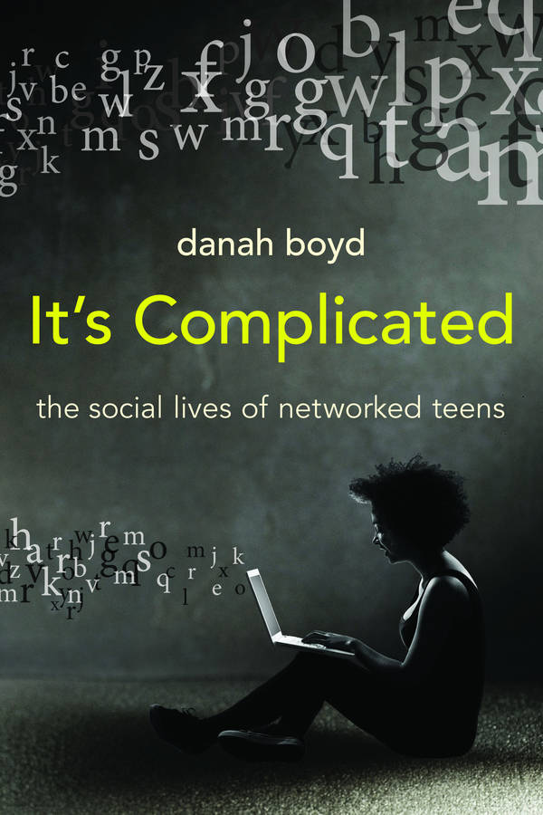 What is new about how teenagers communicate through services such as Facebook, Twitter, and Instagram? Do social media affect the quality of teens' lives? In this eye-opening book, youth culture and technology expert danah boyd uncovers some of the major myths regarding teens' use of social media. She explores tropes about identity, privacy, safety, danger, and bullying. Ultimately, boyd argues that society fails young people when paternalism and protectionism hinder teenagers' ability to become informed, thoughtful, and engaged citizens through their online interactions. Yet despite an environment of rampant fear-mongering, boyd finds that teens often find ways to engage and to develop a sense of identity. Boyd's conclusions are essential reading not only for parents, teachers, and others who work with teens but also for anyone interested in the impact of emerging technologies on society, culture, and commerce in years to come. -