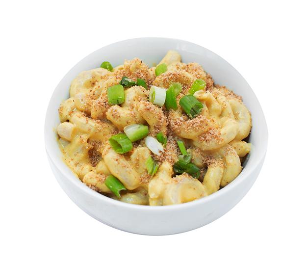 mac & cheeze (GF) - Completely free of gluten mac & cheeze!