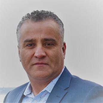 Suhail Albhaisi, Regional Bridge Practice Leader,  Stantec