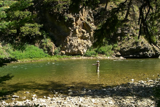 Gallatin River