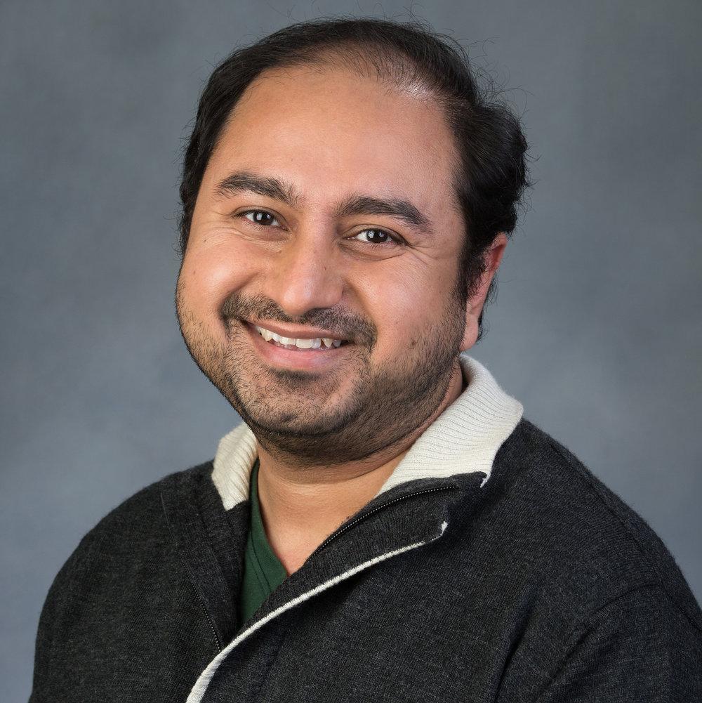 Dr. Saif Shahin joins the Internet Governance Lab as a Faculty Fellow.