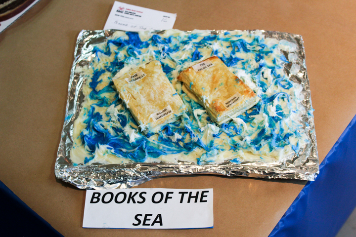 """""""The Books of the Sea"""" by Ros Robbert"""