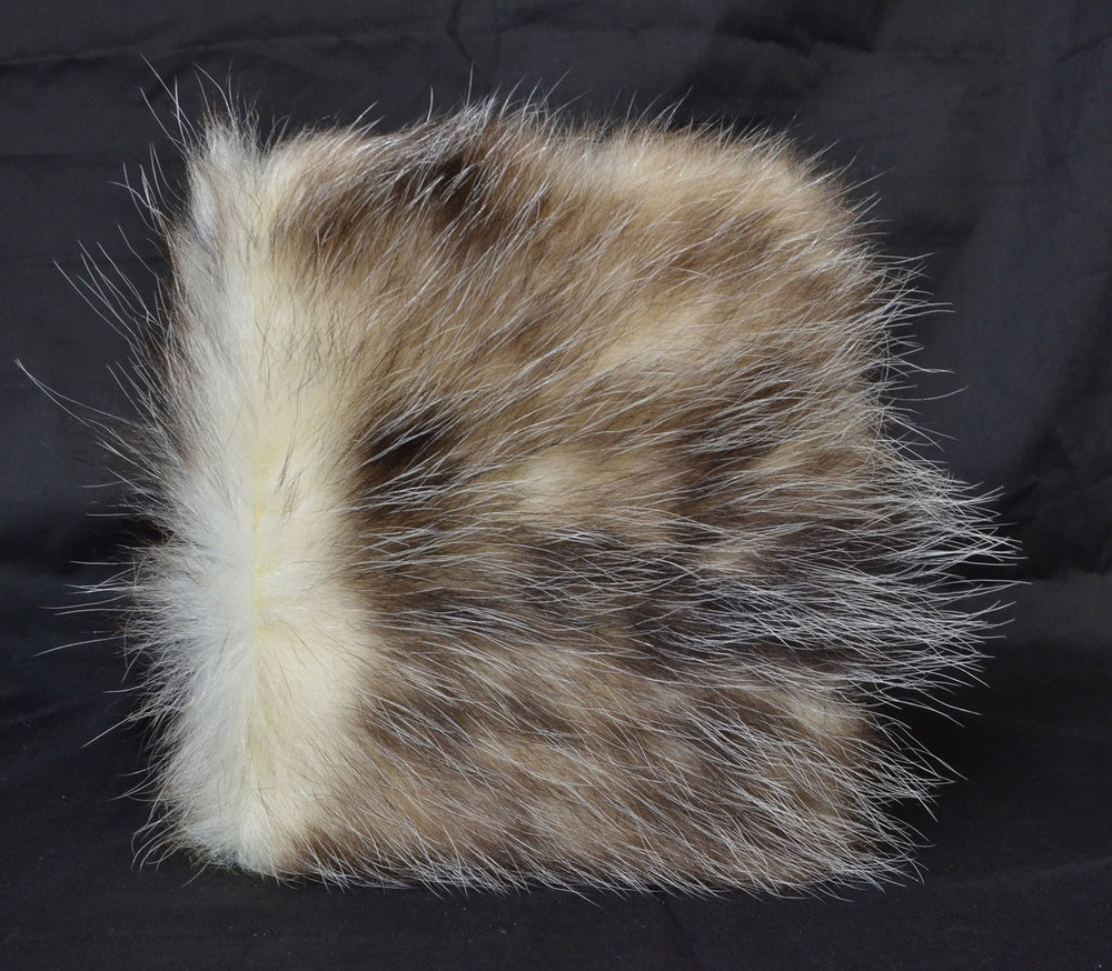 Madeline Craft, untitled, Graphite, Opossum Fur, 2016, Kalamazoo, MI