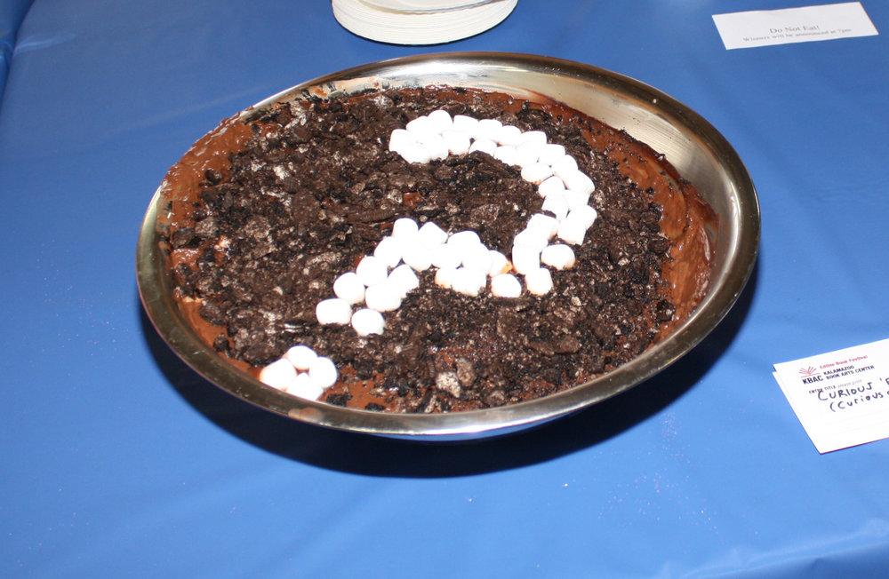 Curious Porridge, by Crystal Shaulis