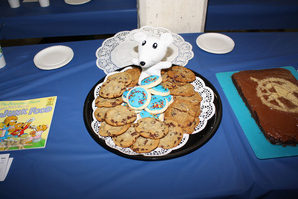 If You Give A Mouse A Cookie, by Kaileigh Oldham