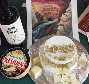 """Harry Porter and the Camembert of Secrets,"" Ben Jones"