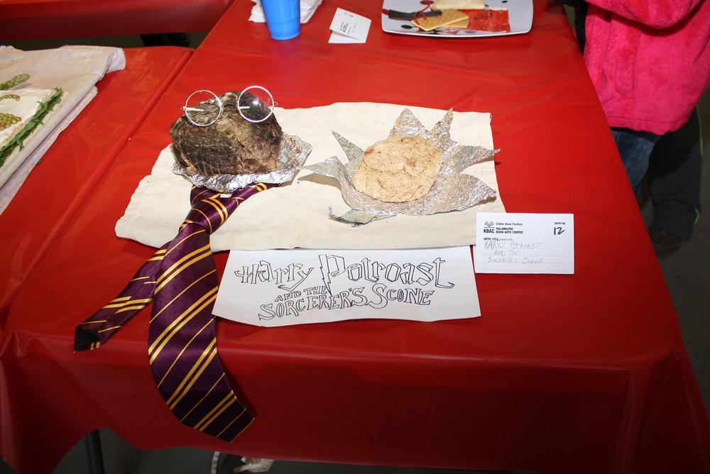 Harry Pot Roast and the Sorcerers Scone by Ben Jones.