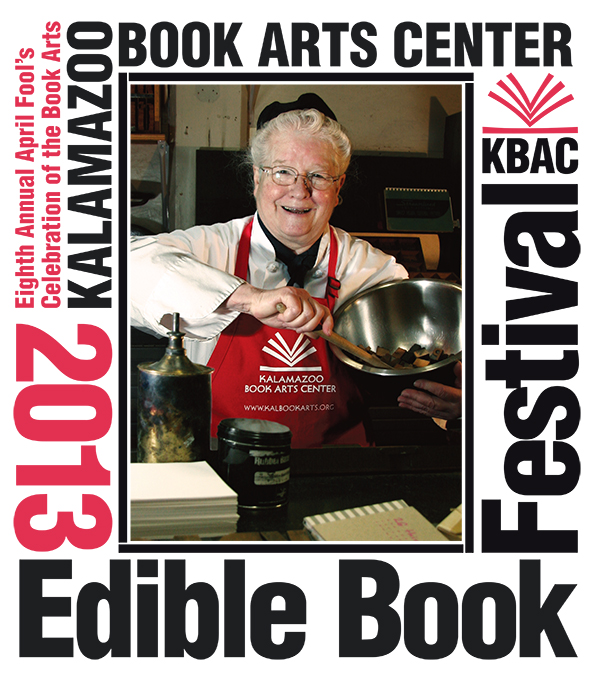 April 2013: 8th Annual KBAC Edible Book Festival